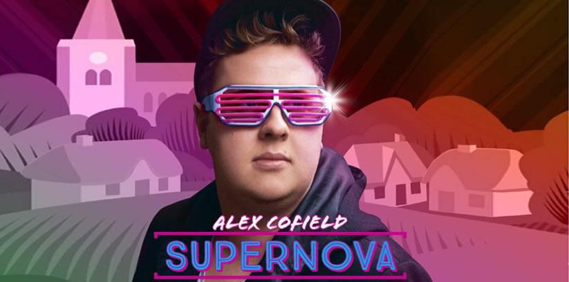 ALEX COFIELD: SUPERNOVA