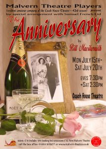 The Anniversary @ The Coach House Theatre