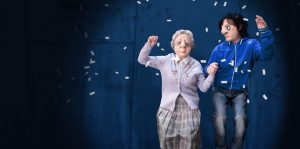FINDING JOY (VAMOS THEATRE) @ The Coach House Theatre