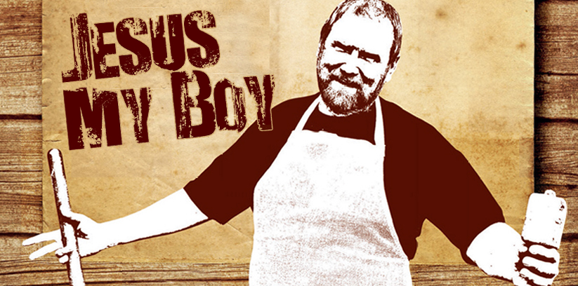 'JESUS MY BOY' BY JOHN DOWIE