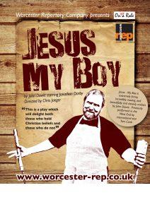 Jesus My Boy by John Dowie @ The Coach House Theatre