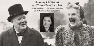 MRS. CHURCHILL – MY LIFE WITH WINSTON @ The Coach House Theatre