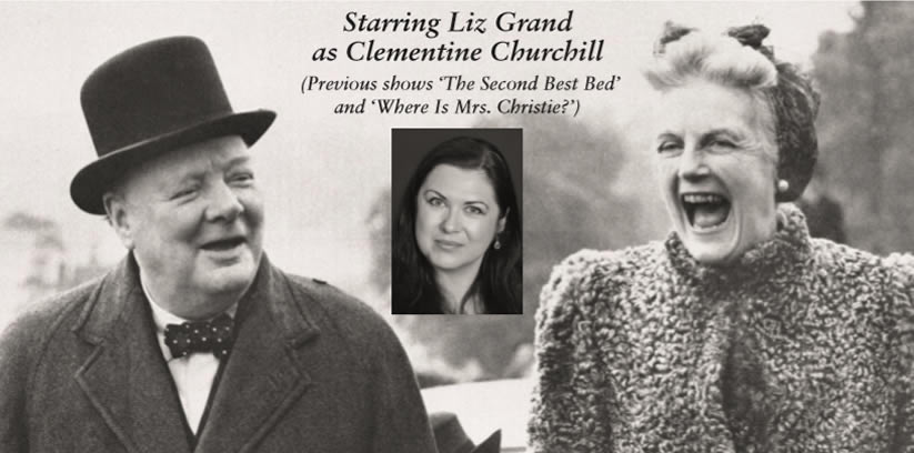MRS. CHURCHILL – MY LIFE WITH WINSTON