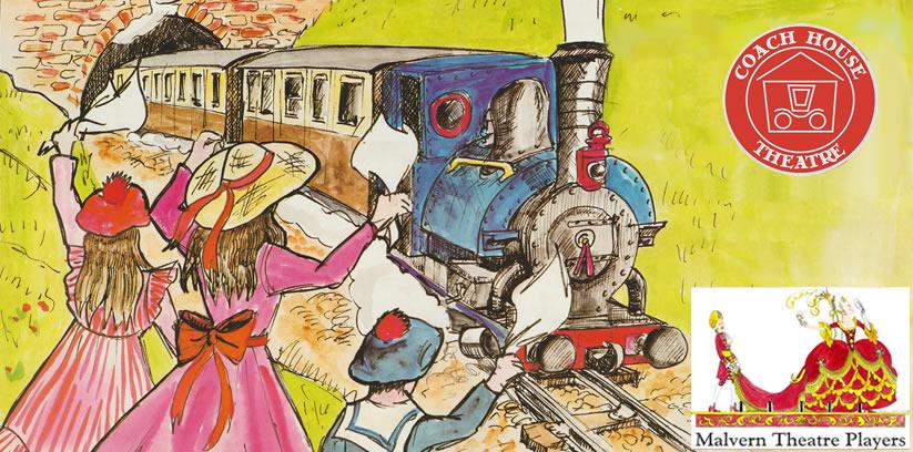THE RAILWAY CHILDREN (MALVERN THEATRE PLAYERS)