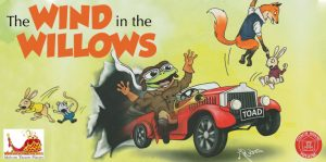 THE WIND IN THE WILLOWS @ The Coach House Theatre
