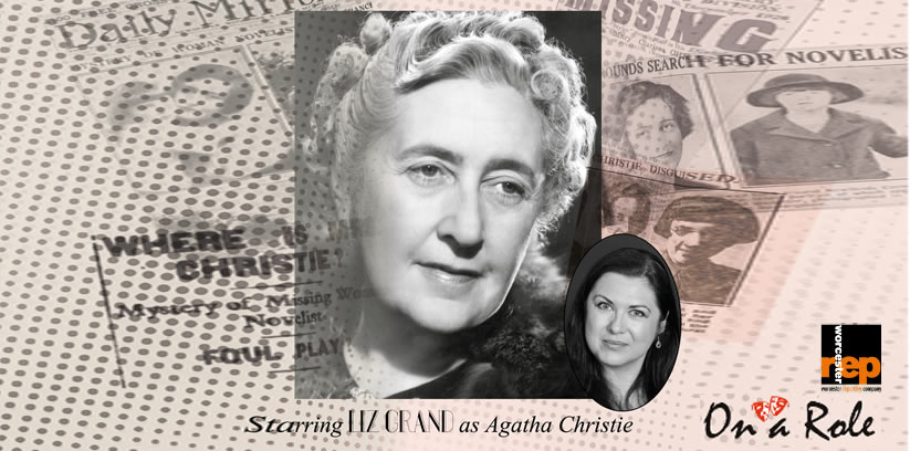 WHERE IS MRS CHRISTIE? BY CHRIS JAEGER