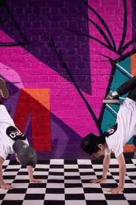 ODDSTEPPRZ STREET DANCE HOME ED WORKSHOPS @ The Coach House Theatre