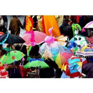 BLING-UP UMBRELLA MAKING WORKSHOPS @ The Coach House Theatre