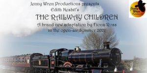 THE RAILWAY CHILDREN IN PRIORY PARK @ The Coach House Theatre - Priory Park