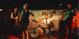 MONTPARNASSE IN CONCERT @ The Coach House Theatre