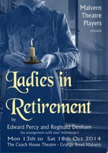 Ladies in Retirement @ Coachhouse Theatre | United Kingdom